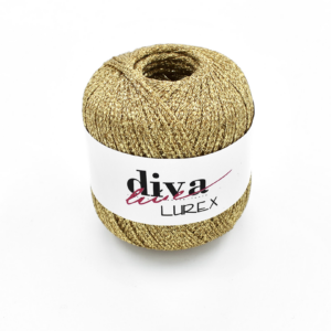 Diva Lurex Glitzergarn